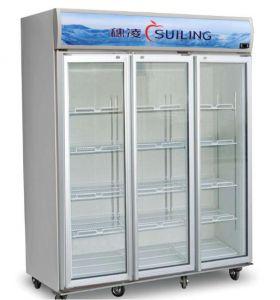 冷藏柜回收、展柜回收