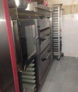 杭州面包房设备回收 烘焙设备回收 回收烤箱 甜品店设备回收