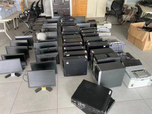 杭州电脑回收 回收网吧电脑服务器回收 机房电脑回收