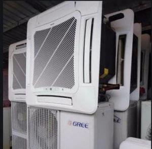 杭州中央空调回收 回收柜机空调 天花机吸顶机回收 窗机回收